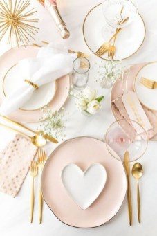 50 Romantic Valentines Party Decoration You Need to See 53