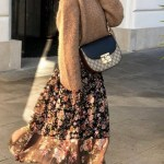 50 Stylish and Comfy Winter Dresses Ideas 33