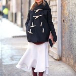 50 Stylish and Comfy Winter Dresses Ideas 57