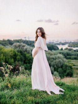 80 Outdoor Maternity Photoshoot Ideas 16