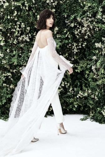 80 Simple and Glam Jumpsuit Wedding Dresses Ideas 70