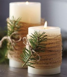 How Stunning Rustic Christmas Decorations Ideas 21