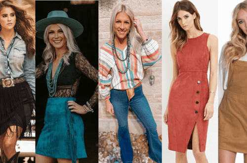 30 Western Dresses Ideas for Various Occasions