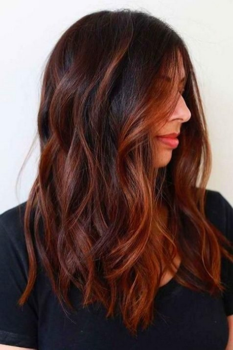 35 Fall hair colors you need to see Ideas 12