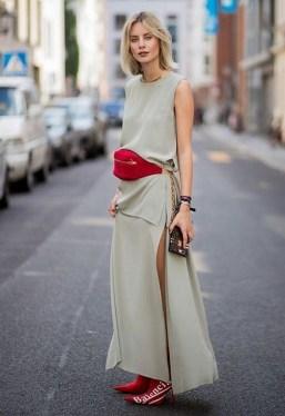 40 How to Wear Waist Bags Ideas 02
