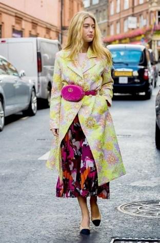 40 How to Wear Waist Bags Ideas 18