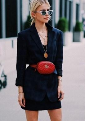 40 How to Wear Waist Bags Ideas 33