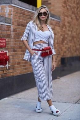40 How to Wear Waist Bags Ideas 44