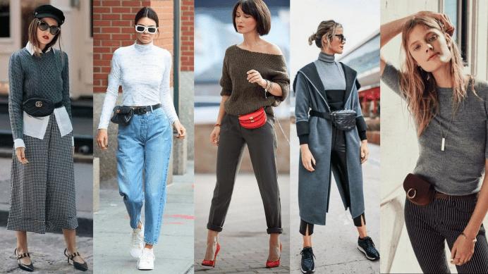 40 How to Wear Waist Bags Ideas