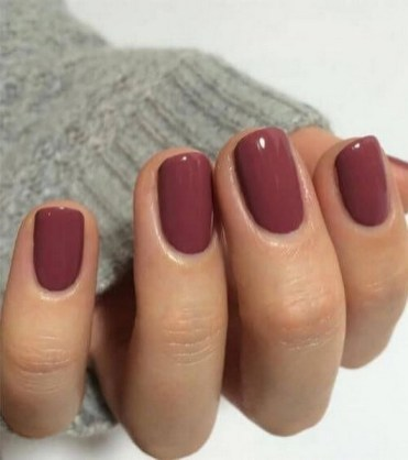 47 Simple Nail Art Design for This Winter Season Inspiration 12