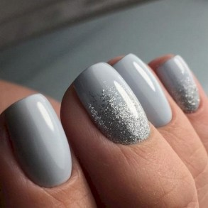 47 Simple Nail Art Design for This Winter Season Inspiration 3