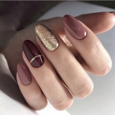 47 Simple Nail Art Design for This Winter Season Inspiration 32