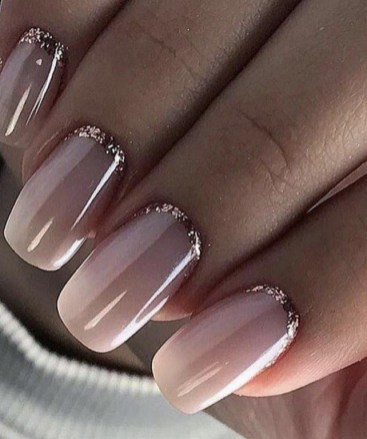 47 Simple Nail Art Design for This Winter Season Inspiration 37