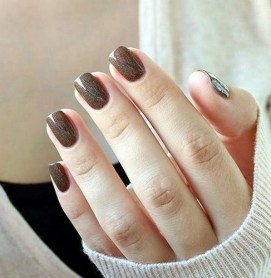 47 Simple Nail Art Design for This Winter Season Inspiration 40