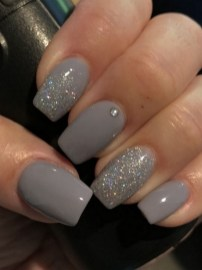 47 Simple Nail Art Design for This Winter Season Inspiration 8