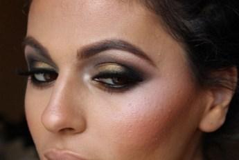 50 Bridal Smokey Eye Makeup Ideas 02