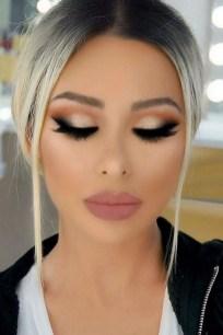 50 Bridal Smokey Eye Makeup Ideas 17