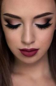 50 Bridal Smokey Eye Makeup Ideas 27
