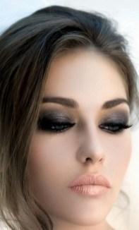 50 Bridal Smokey Eye Makeup Ideas 35