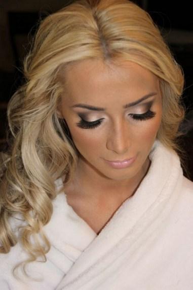 50 Bridal Smokey Eye Makeup Ideas 47