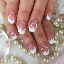 50 Nail Art Ideas for Valentines Day You Need to See 50