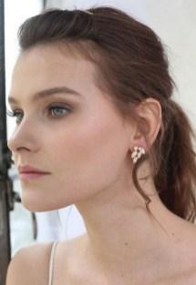 50 Stud Earring for Wedding Brides Ideas 28