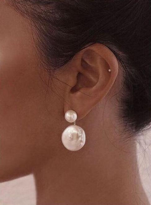 50 Stud Earring for Wedding Brides Ideas 30