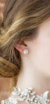 50 Stud Earring for Wedding Brides Ideas 38