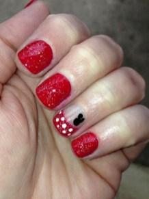 60 Disney Themed Nail Art Ideas 10