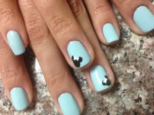 60 Disney Themed Nail Art Ideas 16
