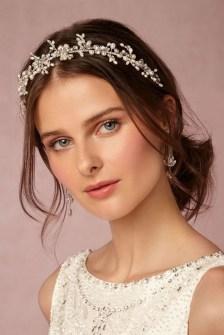 60 Inspiring Natural Bridal Look 04