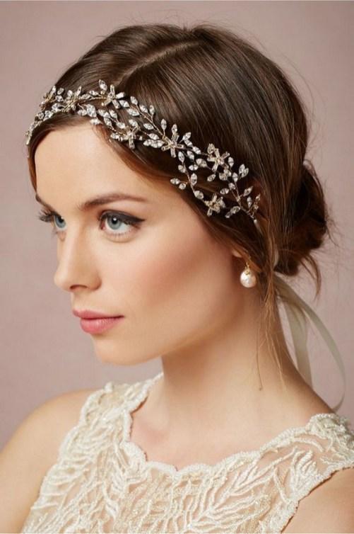 60 Inspiring Natural Bridal Look 51