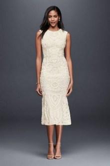 60 Simple Vintage Wedding Dress Ideas 15