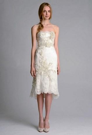 60 Simple Vintage Wedding Dress Ideas 34