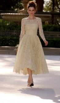 60 Simple Vintage Wedding Dress Ideas 35
