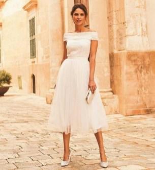 60 Simple Vintage Wedding Dress Ideas 38