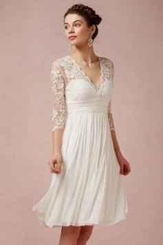 60 Simple Vintage Wedding Dress Ideas 44