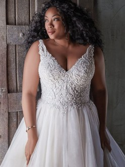 70 Elegant Ball Gown Wedding Dresses For Plus Size 16