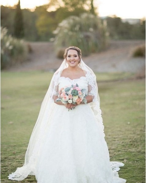 70 Elegant Ball Gown Wedding Dresses For Plus Size 72