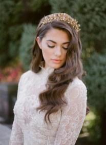 70 Elegant Bridal Crown Wedding Ideas 4