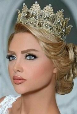 70 Elegant Bridal Crown Wedding Ideas 59