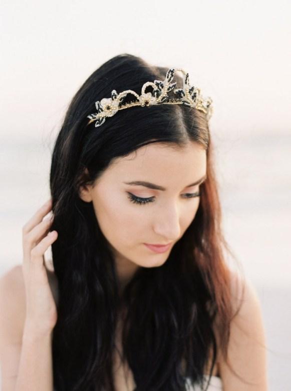 70 Elegant Bridal Crown Wedding Ideas 63