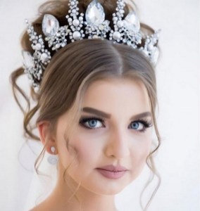 70 Elegant Bridal Crown Wedding Ideas 72