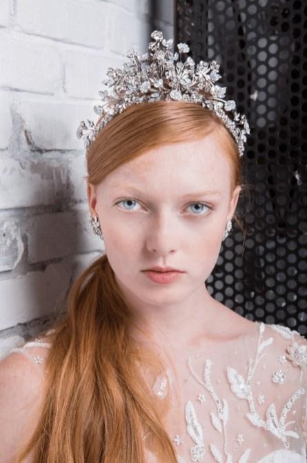 70 Elegant Bridal Crown Wedding Ideas 75