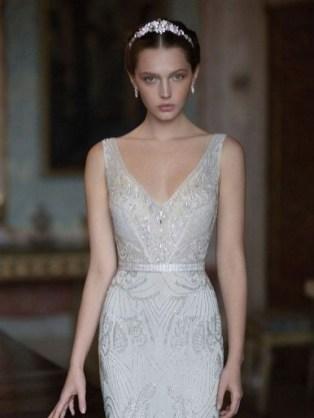 70 Gatsby Glamour Wedding Dresses Ideas 05