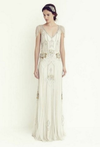 70 Gatsby Glamour Wedding Dresses Ideas 27