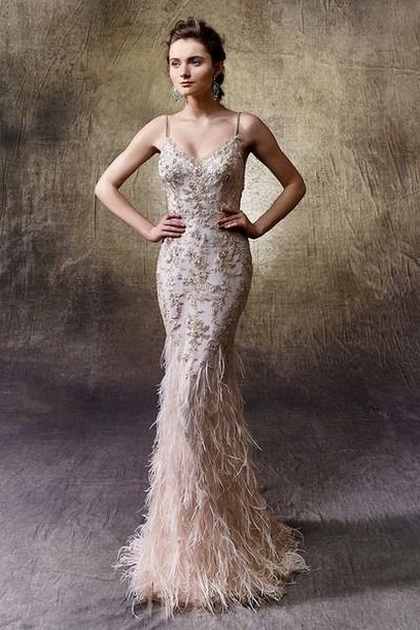 70 Gatsby Glamour Wedding Dresses Ideas 47