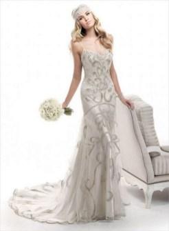 70 Gatsby Glamour Wedding Dresses Ideas 58