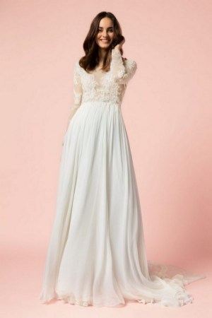 70 Long Sleeve Lace Wedding Dresses Ideas 03