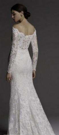 70 Long Sleeve Lace Wedding Dresses Ideas 36